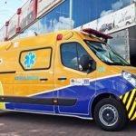 transformadora de ambulancia
