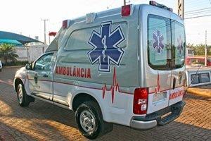 Transformação para Ambulância S10 cabine simples