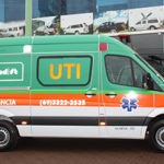 fabricante de ambulancia sprinter