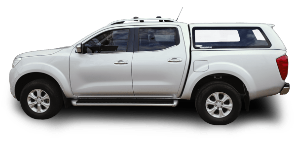 Capota de Fibra para Nissan frontier